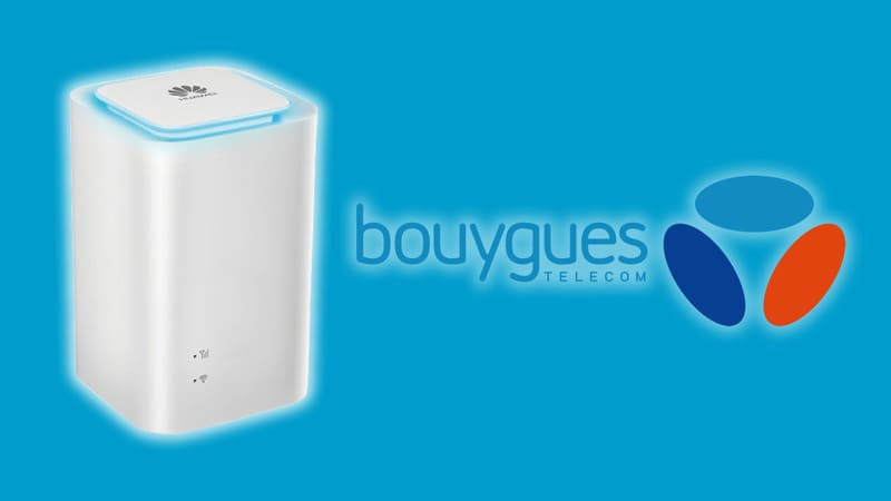 Box 4g Bouygues