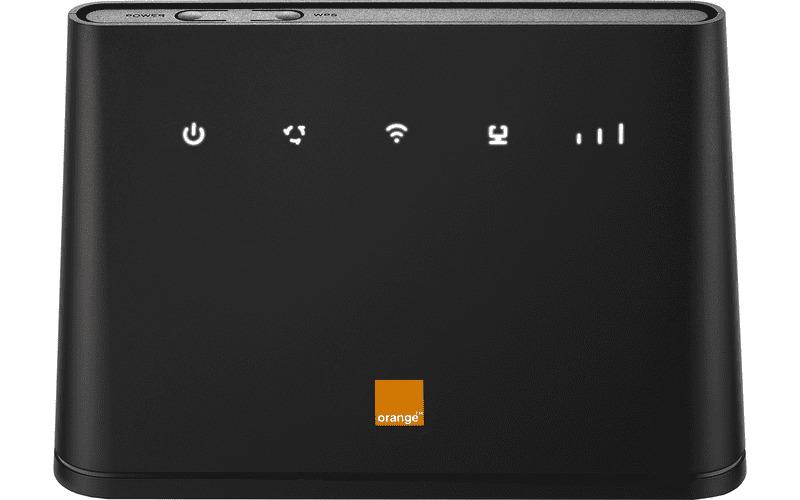 Box 4g Orange Flybox
