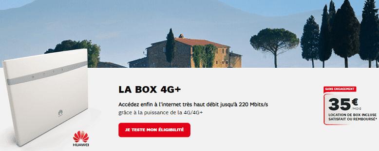 Box 4g Sans Engagement
